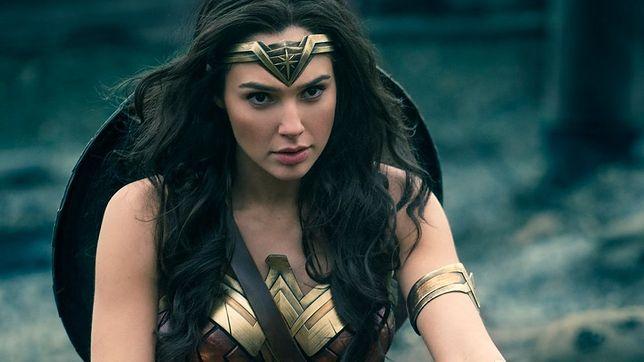 Gal Gadot jako Wonder Woman