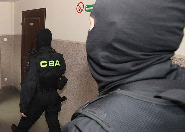 Agenci CBA w urzędzie miejskim w Gdańsku