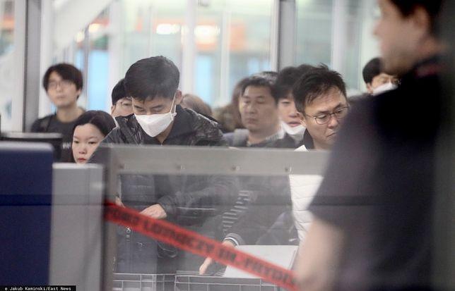 Koronawirus z Chin. Takie zalecenia otrzymują pracownicy lotniska. Opowiadają o ostatnich dniach pracy
