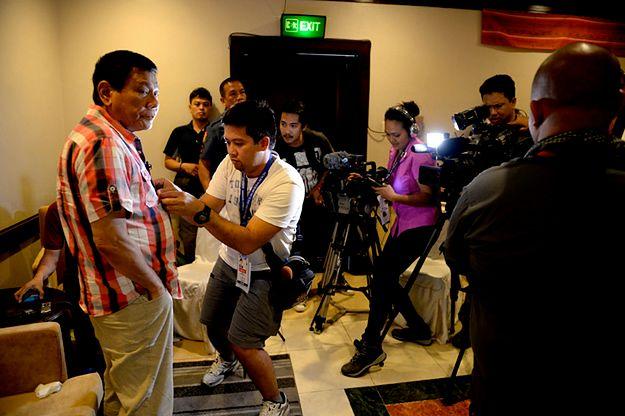 Zwycięzca wyborów prezydenckich na Filipinach zapowiada zmianę konstytucji