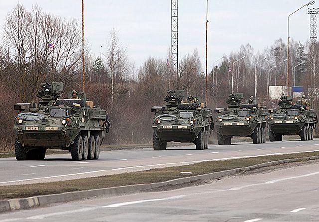 """Operacja """"Dragoon Ride"""". Konwój Amerykanów w Polsce"""