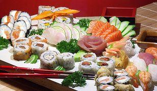 Szpan na sushi