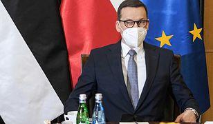 """Premier Mateusz Morawiecki leci do Portugalii. """"Zaprezentujemy nasze osiągnięcia"""""""