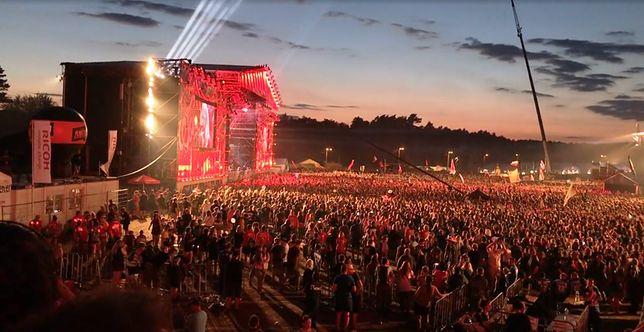 Tak było na ostatnim Woodstocku