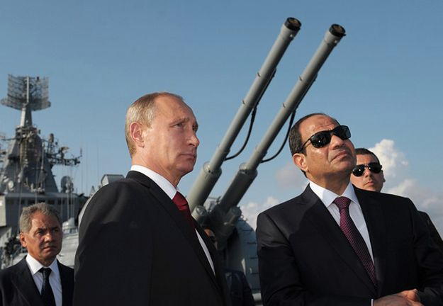 Rosja rozpycha się w Afryce. W grę wchodzą grube miliardy i dostęp do wielkich bogactw