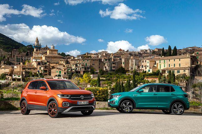 Krok w nowoczesność. Volkswagen T-Cross to samochód na miarę 2019 roku