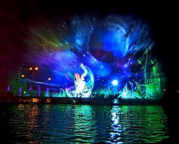 Wielkie widowisko w Multimedialnym Parku Fontann
