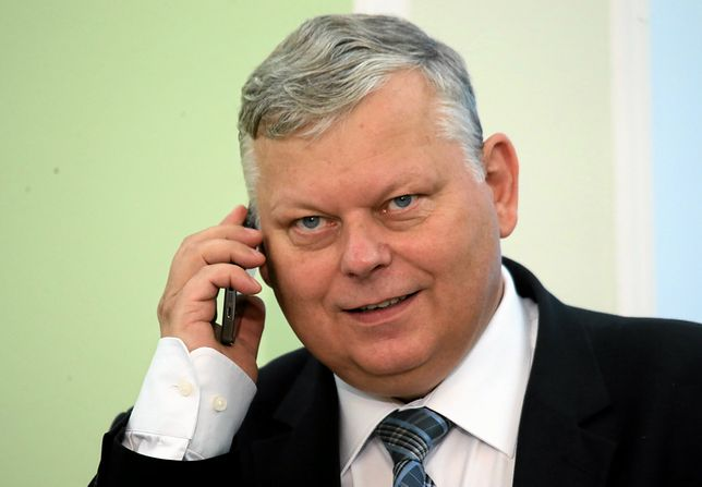 Poseł PiS Marek Suski.