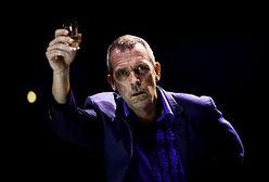 Hugh Laurie dwukrotnie w Poznaniu