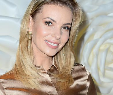 Izabela Janachowska jest żoną milionera. Chciałaby, żeby ich syn wziął przykład z ojca