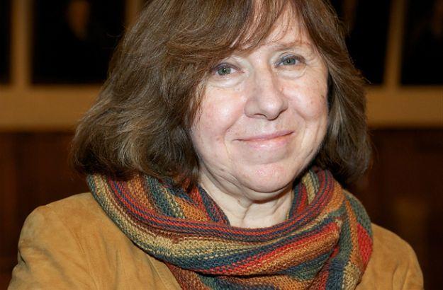 Swietłana Aleksijewicz, tegoroczna laureatka Nagrody Nobla w dziedzinie literatury