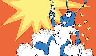 Jonka, Jonek i Kleks. Szalony wynalazca i inne opowieści - Najważniejsza jest wyobraźnia [RECENZJA]