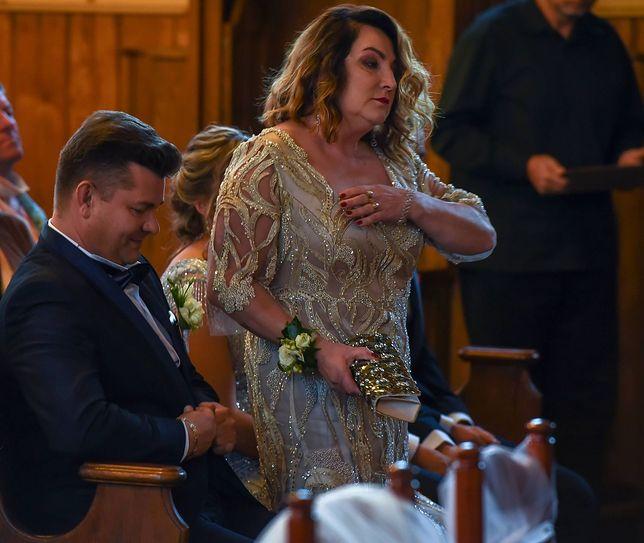 Jeszcze kilka miesięcy temu modlili się na ślubie syna