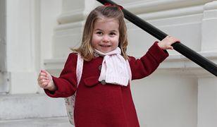 Księżniczka Charlotte poszła do szkoły. Otrzymała nowe przezwisko