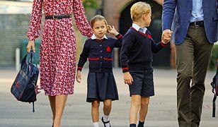 """Dzieci Kate i Williama mają """"super nianię"""""""