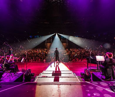Koncert Il Volo: Sala koncertowa była wypełniona po brzegi