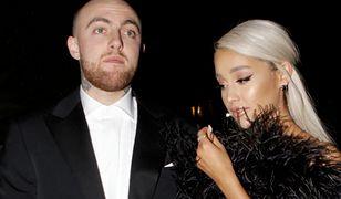 """Ariana Grande obwiniana za śmierć Maca Millera. """"Zabiłaś go"""""""