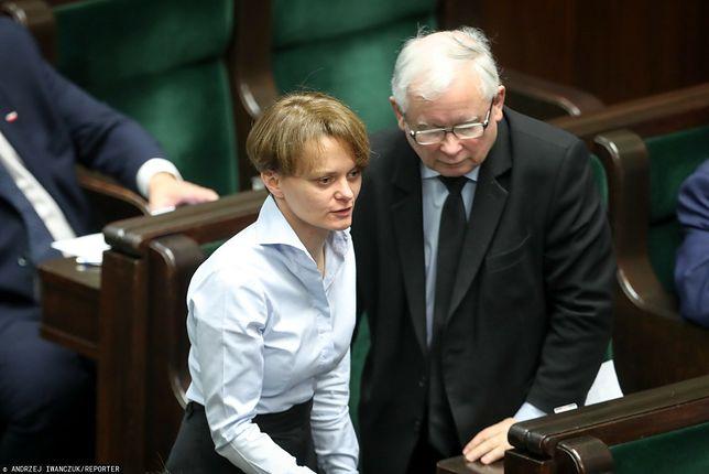 Jarosław Kaczyński łaskawy dla Jadwigi Emilewicz. Jest decyzja