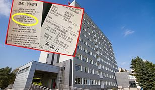 Szpital w Puszczykowie jest jednym z nielicznych, który zezwala na wjazd pod sam Szpitalny Oddział Ratunkowy
