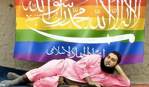Haker włamuje się na konta dżihadystów. Publikuje zdjęcia pornograficzne i zamienia flagi