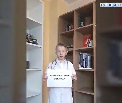 Koronawirus w Polsce. Dzieci apelują do dorosłych, by zostali w domu i nie kłamali