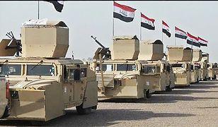 Irak odzyskał kontrolę nad ważnym przejściem granicznym