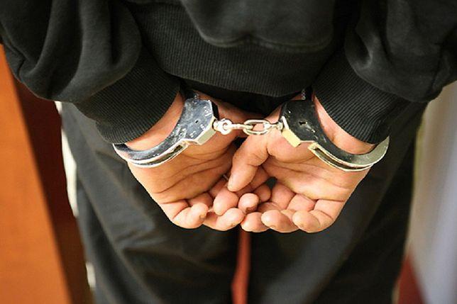 Mężczyźnie grozi do 10 lat więzienia