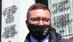 Sprawa sędziego Juszczyszyna trafi znów na wokandę. Chodzi o spór z Nawackim