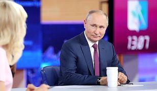 """Putin oskarża USA. """"Prowokacja całościowa"""""""
