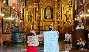Scheuring-Wielgus dokonała profanacji? Opinia duchownych