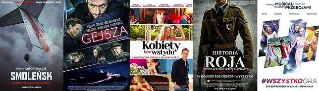 Węże 2017: internauci WP wybrali najgorszy polski film, jaki trafił na ekrany w zeszłym roku