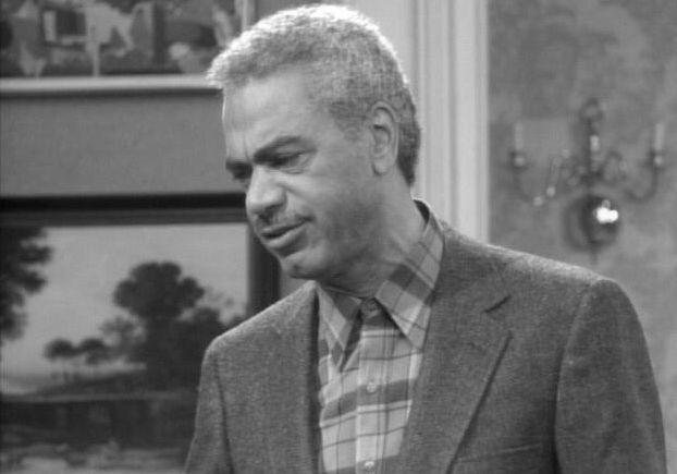 """Earle Hyman w """"Bill Cosby Show"""""""