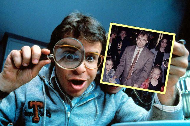 W połowie lat 90. Rick Moranis porzucił granie w filmach. Powodem była rodzinna tragedia