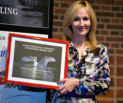 J.K. Rowling niczym Hans Christian Andersen
