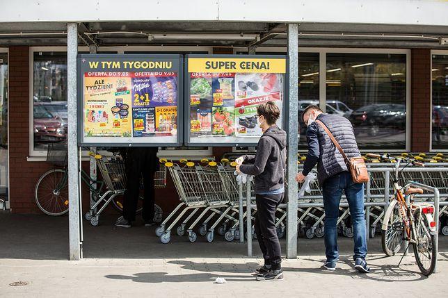 Koronawirus w Polsce. Suwałki: ekspedientka nie chciała obsłużyć klientki