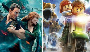 Kinowe hity i Lego to idealne połączenie. Nie tylko dzieci je uwielbiają