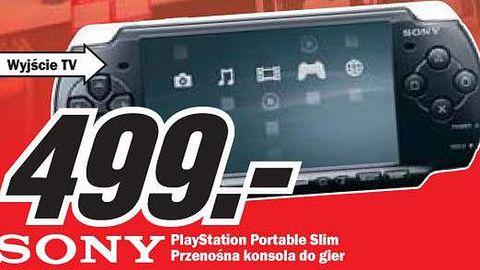 Drobna promocja na PSP