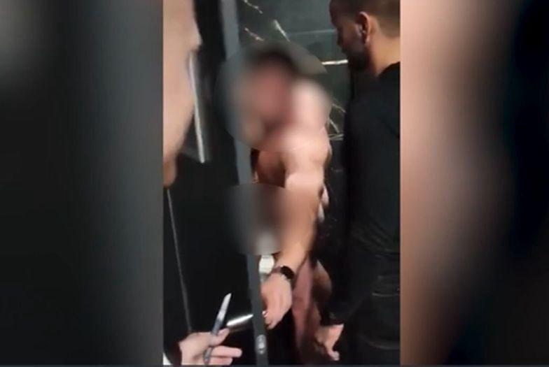 Seks w toalecie klubu X-Demon. Dziewczyna zmieszana z błotem. Wydała oświadczenie