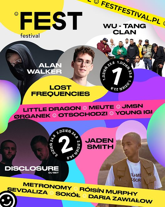 Na Fest Festival przyjadą gwiazdy z 20 krajów