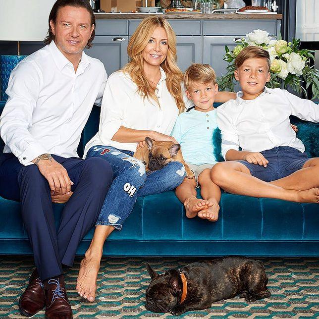 Amerykańska fotka polskiej rodziny. Małgosia Rozenek zachwyciła
