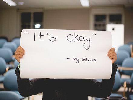 Project Unbreakable - niezwykła kampania przeciw przemocy seksualnej