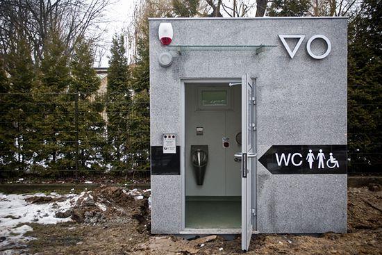 Takiej toalety jeszcze w Polsce nie było - zdjęcia