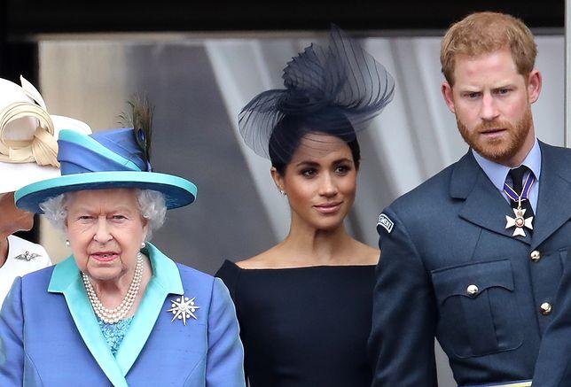 Konflikt w rodzinie królewskiej