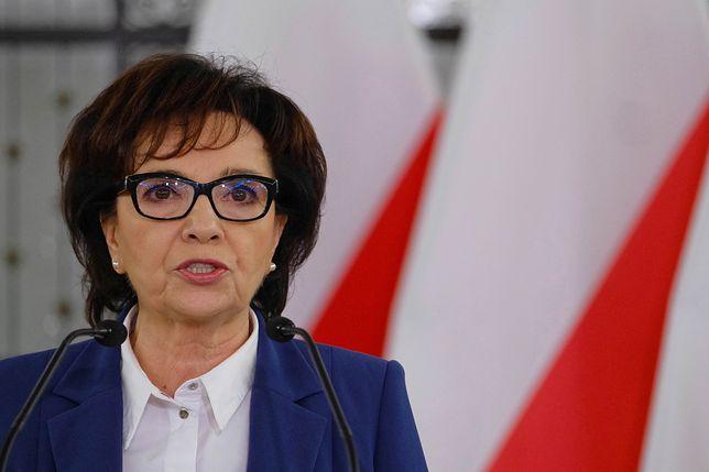 Warszawa, 03.06.2020. Marszałek Sejmu Elżbieta Witek zarządziła wybory prezydenckie na 28 czerwca br.