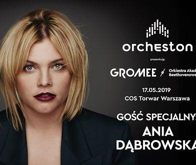 Kolejnym potwierdzonym gościem Orchestonu będzie Ania Dąbrowska