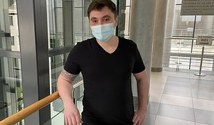Daniel Martyniuk jeździ rowerem do pracy? Niedawno stracił prawo jazdy