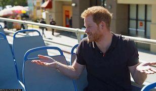 Książę Harry udzielił niewygodnego wywiadu. W kraju wywołał oburzenie