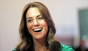 Kate spotkała się z małą księżniczką. Spełniła marzenie chorej dziewczynki