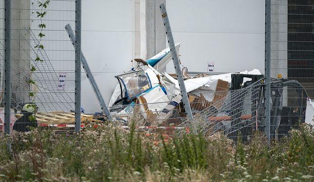 Niemcy. Katastrofa samolotu - nikt z pasażerów nie przeżył