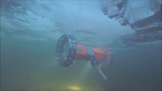 NASA testuje BRUIE. Nowy łazik będzie badał wody pozaziemskie [Zobacz wideo]